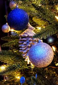 412 best christmas blue and white images on pinterest blue