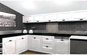deco cuisine mars de coutais deco cuisine noir decoration blanche et 1 gris newsindo co
