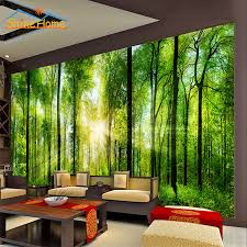 nature 3d wall murals forest reviews online shopping nature 3d