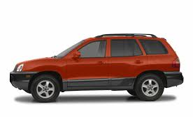 hyundai santa fe 2008 diesel 2002 hyundai santa fe overview cars com