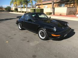 1986 porsche targa interior single owner 1986 porsche 911 targa u2013 porsche marketplace