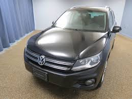 tiguan volkswagen lights 2014 used volkswagen tiguan 4motion 4dr automatic sel at north