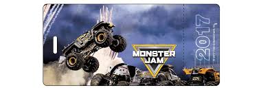 charlotte monster truck show collector u0027s ticket now available monster jam