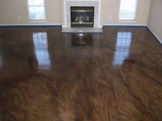 Basement Floor Stain by Fantastic Painted Concrete Floors And Finishes Scored Concrete