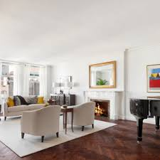 1930s Banister This Park Avenue Duplex Is On The Market For The First Time Since
