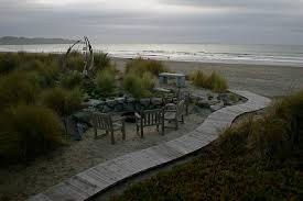 Beach Fire Pit by Beach Fire Pit Ideas Landscape Beach Style With Outdoor Fire Pit