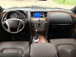2017 nissan armada infiniti qx80 auto review infiniti u0027s largest species is a luxury beast