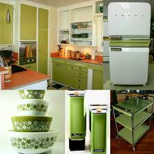green kitchen designs 40 combine retro kitchen designs in a modern cozy kitchen space