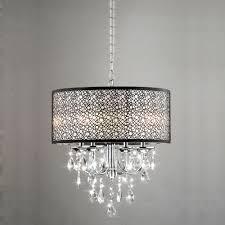 jaden 4 light crystal 30 inch chandelier lighting ideas