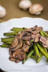 green bean recipes for thanksgiving green beans with mushrooms recipe natasha u0027s kitchen