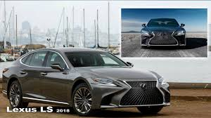 lexus lc autumn shimmer lexus ls hybrid 2018 interior and exterior new lexus ls youtube