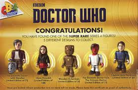 build a doctor character building doctor who wave 4 rares merchandise