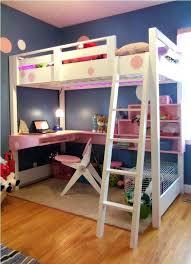 marvelous kids loft bed with desk bedroom nice bed loft and desk