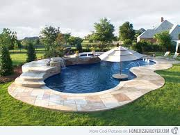 free form swimming pool designs natural free form swimming pools