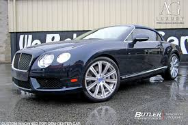 bentley blue ag luxury wheels bentley continental gt forged wheels