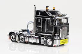 a model kenworth drake z01374 australian kenworth k200 prime mover truck black