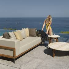 TALENTI Modern Italian Design Outdoor Furniture - Modern outdoor sofa