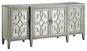 mirrored credenzas buffets toulone mirrored credenza sideboards