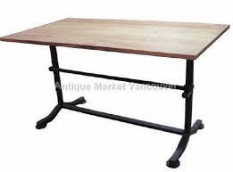 Industrial Drafting Table Table Collection On Ebay