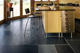 Kitchen Floor Coverings Ideas Kitchen Tile Flooring Designs Ideas Cool Kitchen Black Slate Tile