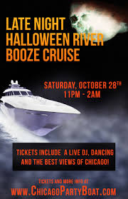 late night halloween river booze cruise on october 28th tickets