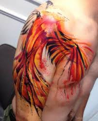 phoenix tattoos tattoo designs tattoo pictures page 3