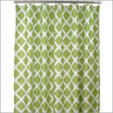 Green And Brown Shower Curtains Interiors Furniture U0026 Design Shower Curtains Green
