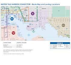 baltimore routes map best kept secret in poor baltimore free water taxi