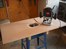 making a router table router table projectitis