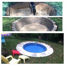 Deep Backyard Pool by Best 25 Mini Pool Ideas On Pinterest Plunge Pool Natural