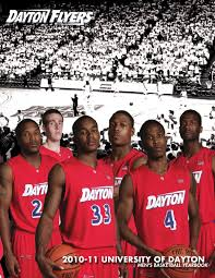 tv guide dayton university of dayton men u0027s basketball yearbook by university of