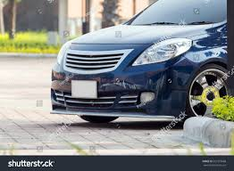 lowered cars sedan car blue color lowered vip stock photo 521973688 shutterstock