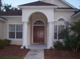 front house pillar design