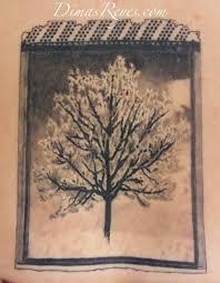 kingdom studio tattoos black and gray black and grey tree