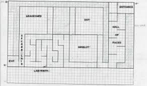 Haunted Mansion Floor Plan 2013 Haunted House T H E 6 T H F L O O R