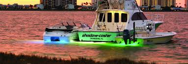 led strip lights marine shadow caster marine and outdoor led lighting