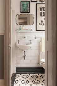 vintage black and white bathroom ideas vintage bathroom with white pedestal sink and clawfoot tub ideas