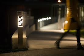 Bollard Landscape Lighting by Rincon Bollard Outdoor Forms Surfaces