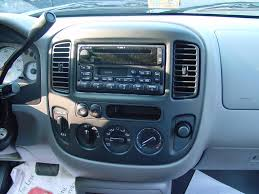 2001 2007 ford escape and mercury mariner car audio profile