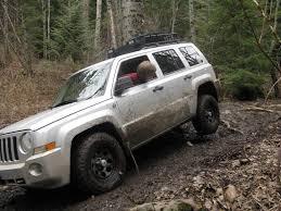 silver jeep patriot 2007 lifted modded patriots jeepforum com