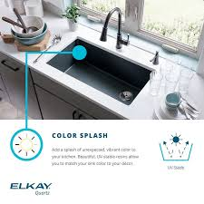 elkay kitchen sinks undermount elkay quartz classic 33 x 19 double basin undermount kitchen sink