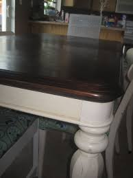 how to refinish a wood table refinishing a veneer table a tutorial fabulously flawed