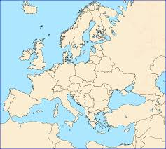 Modern Europe Map by A Blank Map Thread Page 34 Alternate History Discussion