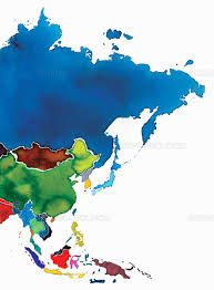 asia east map map of east asia east gettysburg map