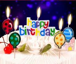 singing birthday fancy flower electronic singing happy birthday candle buy