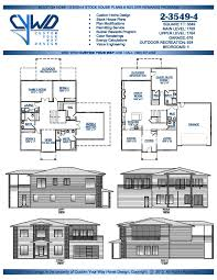 two story house plans with master on main floor two story homes two level plans view plans online