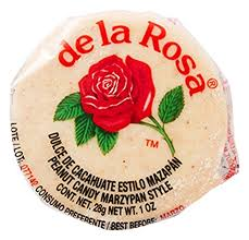 where to find mexican candy de la rosa marzipan peanut candy 1 oz each 30