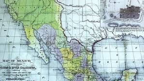 map of mexico and california mexico could demand its stolen land back from the us news