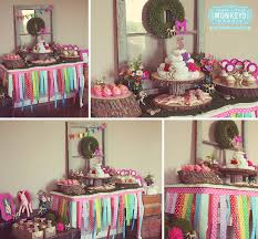 decorating ideas for birthday party at home madeline u0027s magical unicorn birthday party three little monkeys