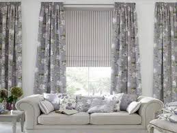 Striped Living Room Curtains by Living Room Outstanding Of Living Room Curtains Design Window